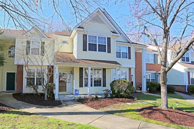 809 Oak Springs Ct, Newport News, VA 23602 (#10183038) :: Green Tree Realty Hampton Roads