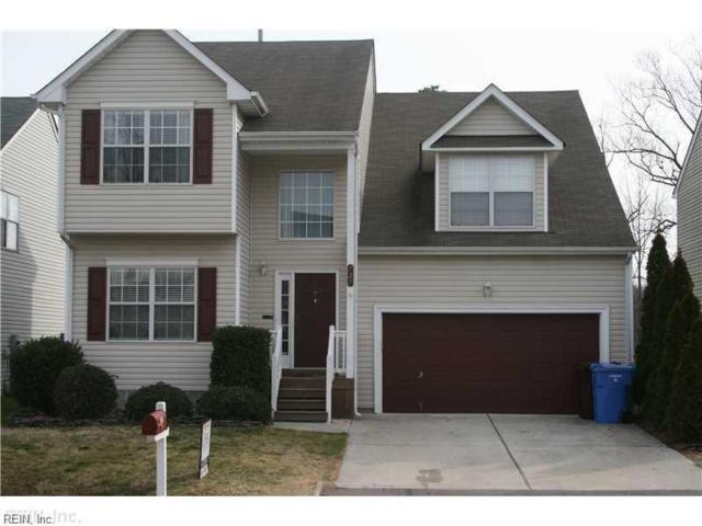 727 Laura St, Chesapeake, VA 23320 (MLS #10183092) :: Chantel Ray Real Estate