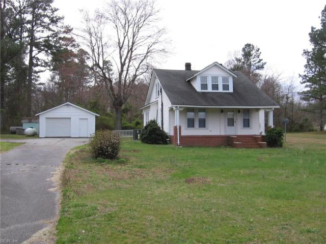 4620 Old Stage Hwy, Isle of Wight County, VA 23430 (#10183187) :: The Kris Weaver Real Estate Team