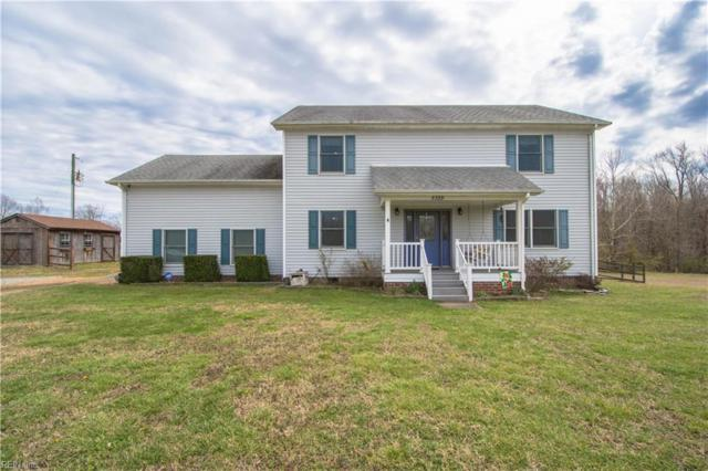 5399 Proctors Bridge Rd, Southampton County, VA 23866 (#10183209) :: Austin James Real Estate