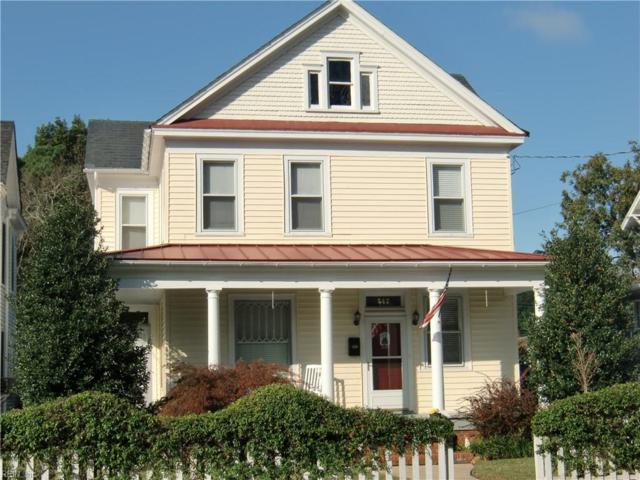 342 Mount Vernon Ave, Portsmouth, VA 23707 (#10183253) :: Austin James Real Estate