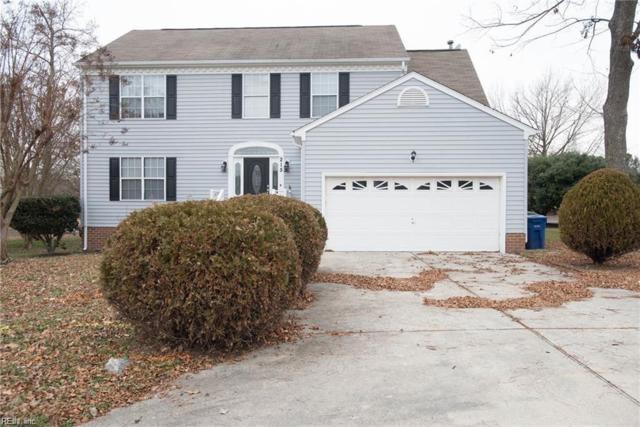 215 White Stone Ct, Newport News, VA 23603 (#10183293) :: Austin James Real Estate