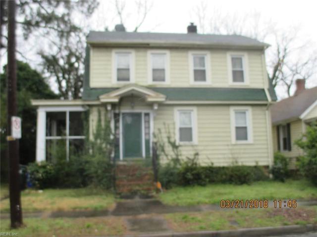 849 W 34th St, Norfolk, VA 23508 (#10183400) :: Austin James Real Estate