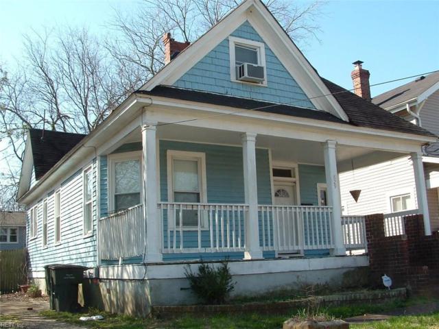 829 W 38th St, Norfolk, VA 23508 (#10183426) :: Austin James Real Estate
