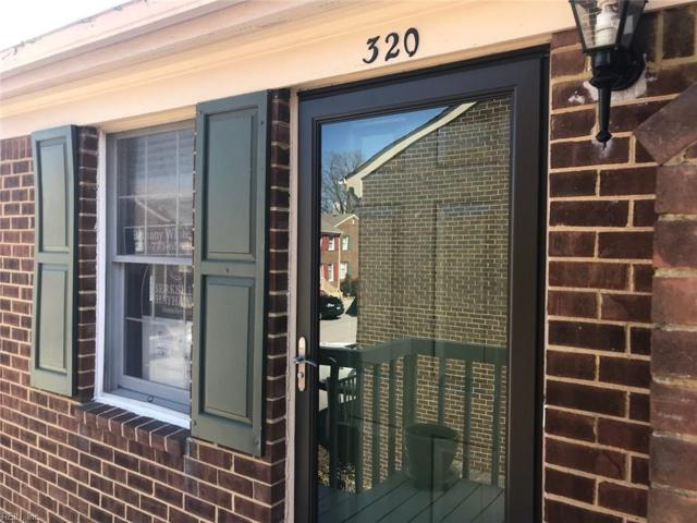 320 Worthington Sq N, Portsmouth, VA 23704 (#10183622) :: Green Tree Realty Hampton Roads