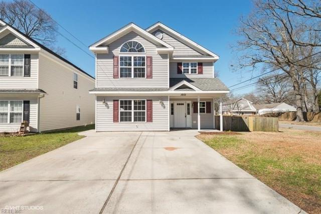 1601 Oleander Ave, Chesapeake, VA 23325 (#10183811) :: Austin James Real Estate