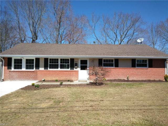337 Curtis Tignor Rd, Newport News, VA 23608 (#10183921) :: Austin James Real Estate