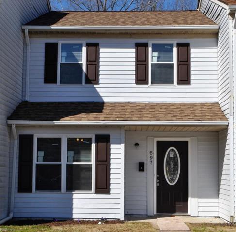 597 Davis St, Virginia Beach, VA 23462 (#10183930) :: Austin James Real Estate