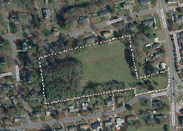 930 Yorktown Rd, Poquoson, VA 23662 (#10183956) :: Green Tree Realty Hampton Roads