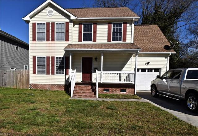 2311 Parker Ave, Portsmouth, VA 23704 (#10183970) :: Green Tree Realty Hampton Roads