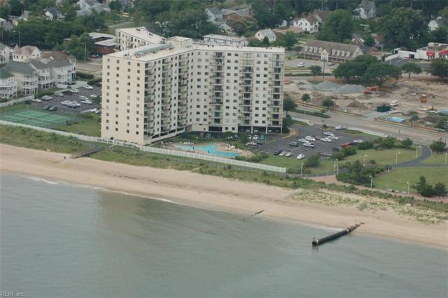 100 E Ocean View Ave #909, Norfolk, VA 23503 (#10183980) :: Austin James Real Estate