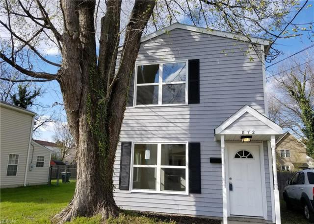 872 Washington Ave, Norfolk, VA 23504 (#10184031) :: Berkshire Hathaway HomeServices Towne Realty