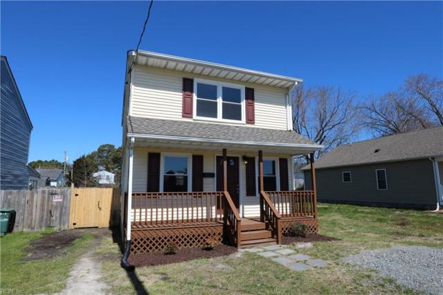 315 Webster St, Hampton, VA 23663 (#10184034) :: Green Tree Realty Hampton Roads