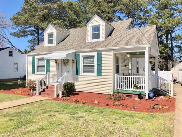 3906 Arlington Pl, Portsmouth, VA 23707 (#10184120) :: Berkshire Hathaway HomeServices Towne Realty