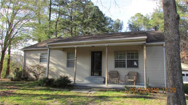 13077 Old Belfield Rd, Southampton County, VA 23829 (#10184222) :: The Kris Weaver Real Estate Team