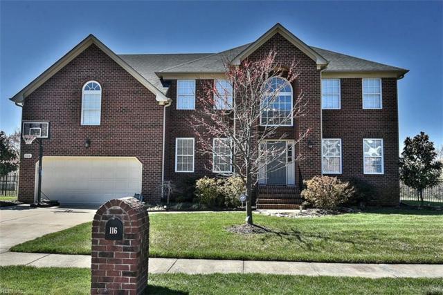 116 Ravenna Crse, Chesapeake, VA 23322 (MLS #10184623) :: Chantel Ray Real Estate