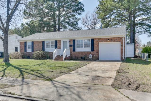107 Arrollton Dr, Hampton, VA 23666 (MLS #10184720) :: Chantel Ray Real Estate