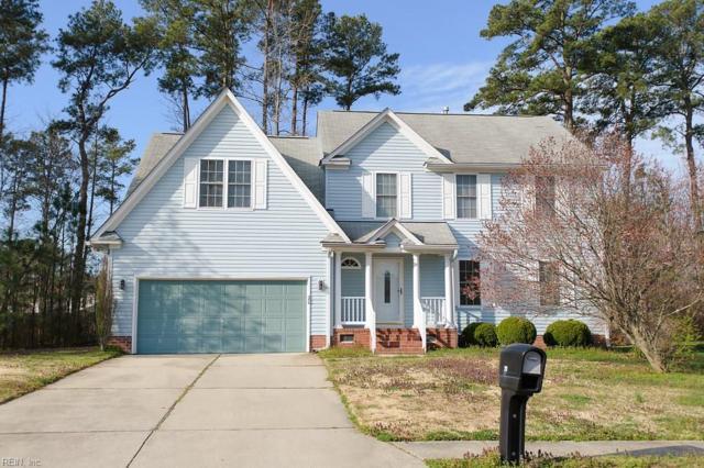 20 Gallaer Ct, Hampton, VA 23666 (MLS #10184742) :: Chantel Ray Real Estate