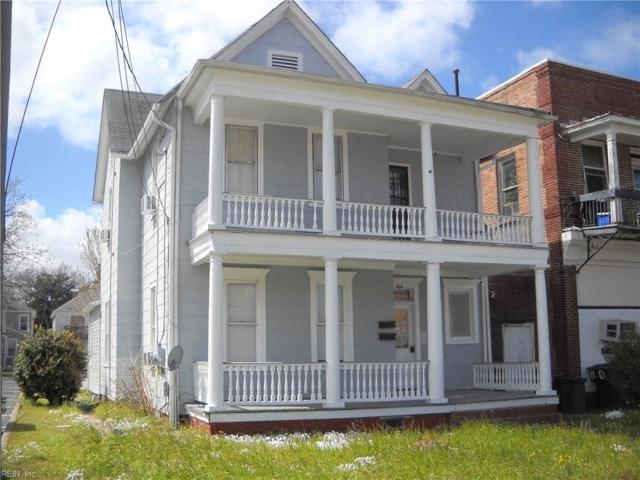 404 Broad St, Portsmouth, VA 23707 (MLS #10184745) :: Chantel Ray Real Estate