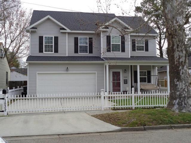 1532 Fleetwood Ave, Norfolk, VA 23502 (MLS #10184947) :: Chantel Ray Real Estate