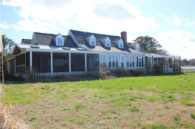 1955 Fitchetts Wharf Rd, Mathews County, VA 23119 (MLS #10185002) :: Chantel Ray Real Estate
