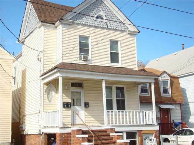 313 48 ST, Newport News, VA 23607 (#10185540) :: Reeds Real Estate