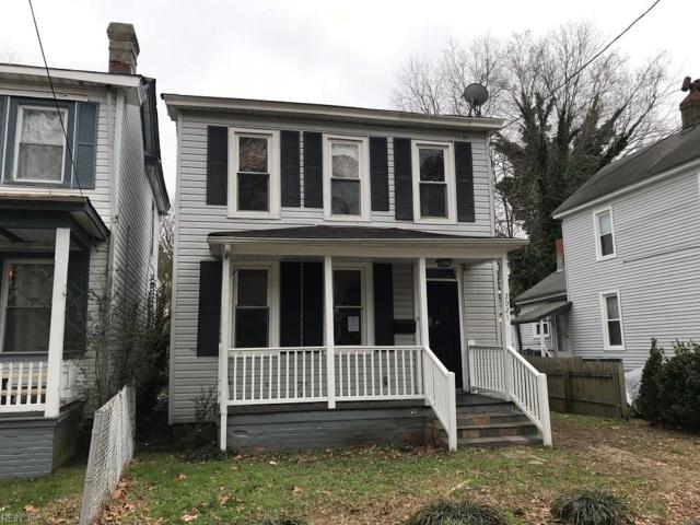 2021 Holladay St, Portsmouth, VA 23704 (MLS #10185566) :: Chantel Ray Real Estate