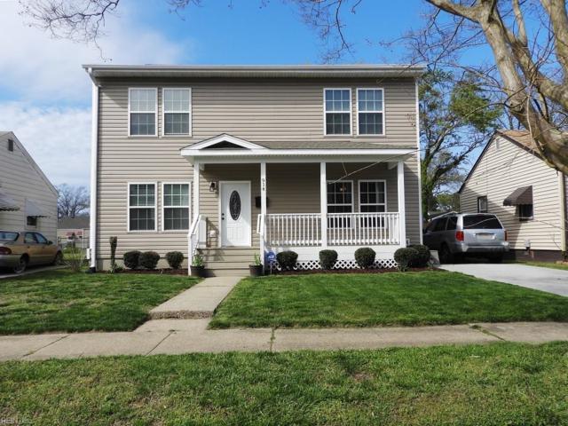 914 Marietta Ave, Norfolk, VA 23513 (MLS #10185609) :: AtCoastal Realty