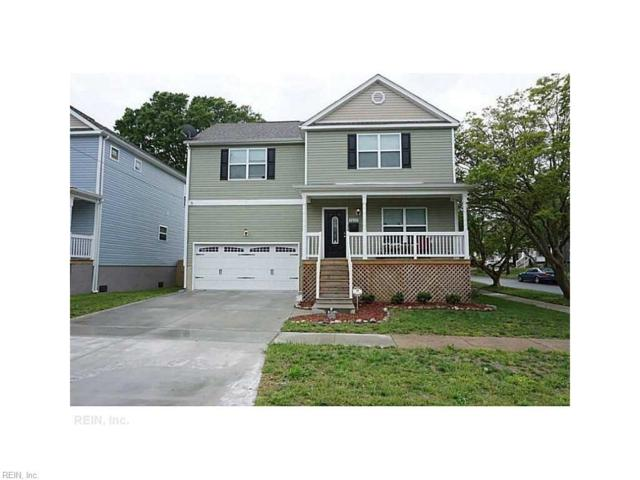 3611 Debree Ave, Norfolk, VA 23508 (#10185843) :: Green Tree Realty Hampton Roads