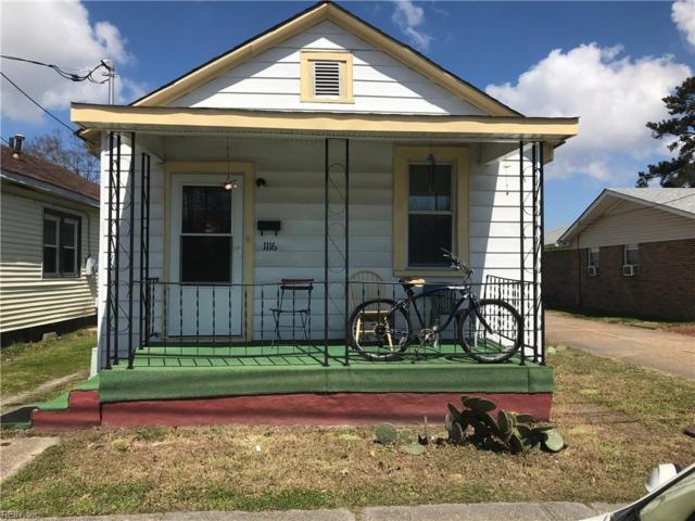 1116 Centre Ave, Portsmouth, VA 23704 (MLS #10185857) :: Chantel Ray Real Estate