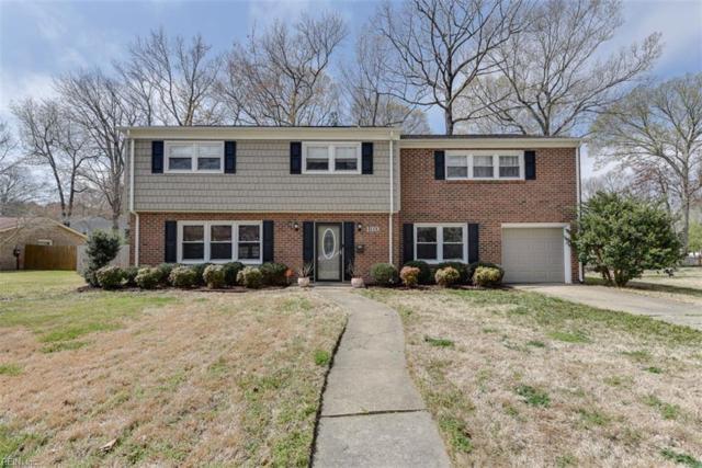 130 Schooner Dr, Hampton, VA 23669 (MLS #10185930) :: Chantel Ray Real Estate