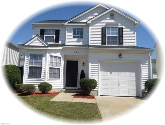 104 Pelican Cv, Newport News, VA 23608 (#10186167) :: Abbitt Realty Co.