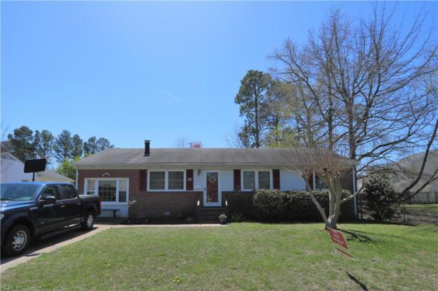 815 Weymouth Ter, Hampton, VA 23666 (MLS #10186296) :: Chantel Ray Real Estate