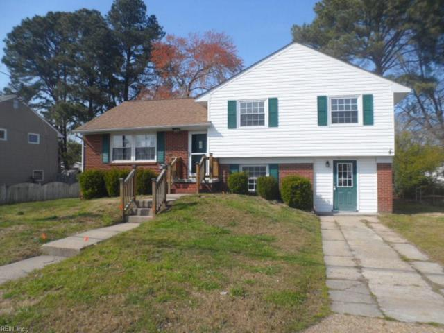 828 Weymouth Ter, Hampton, VA 23666 (MLS #10186362) :: Chantel Ray Real Estate