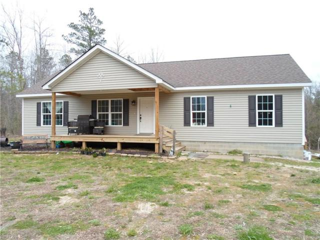 316 New Dragon Bridge Rd, King & Queen County, VA 23108 (MLS #10186467) :: Chantel Ray Real Estate
