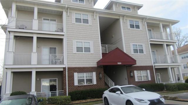 920 Southmoor Dr #203, Virginia Beach, VA 23455 (#10186609) :: Resh Realty Group