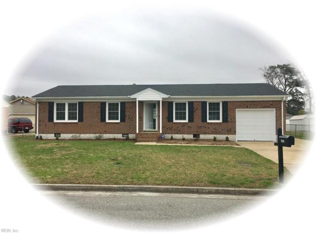 1425 Welcome Rd, Portsmouth, VA 23701 (MLS #10186613) :: Chantel Ray Real Estate