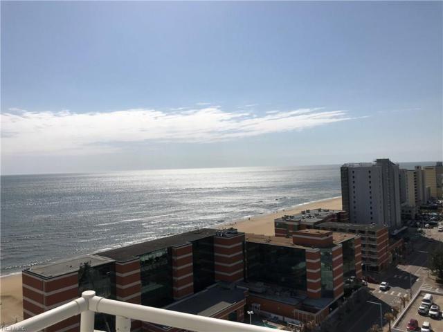 4004 Atlantic Ave #1601, Virginia Beach, VA 23451 (#10186625) :: Resh Realty Group