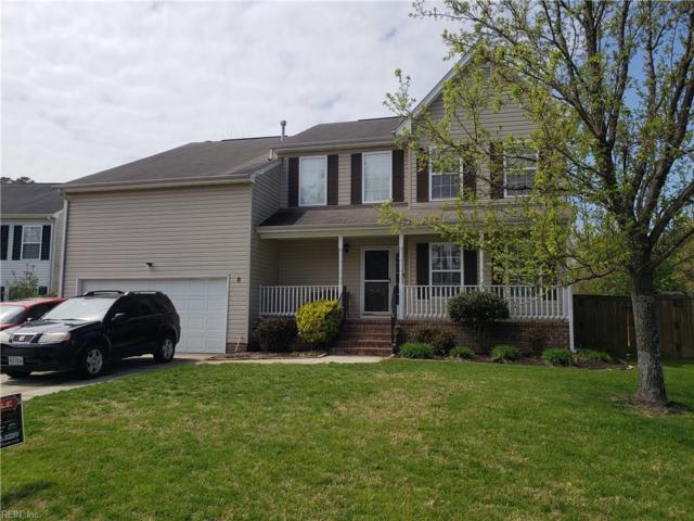 8 Henrys Fork Dr, Hampton, VA 23666 (MLS #10186706) :: Chantel Ray Real Estate