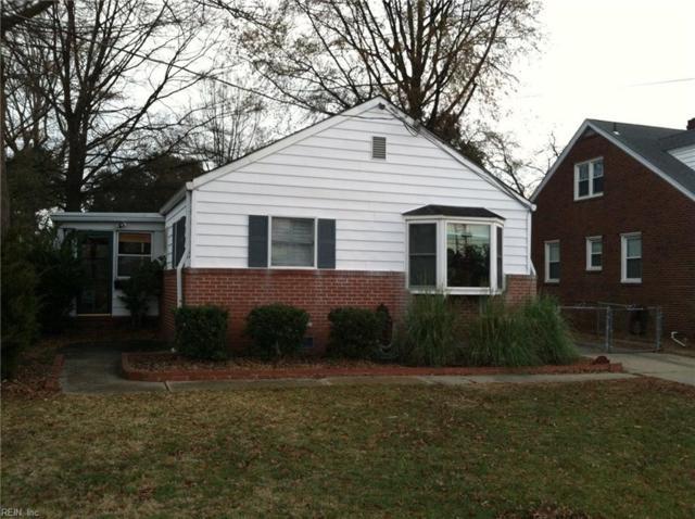 1226 Richmond Cres, Norfolk, VA 23508 (MLS #10186760) :: Chantel Ray Real Estate