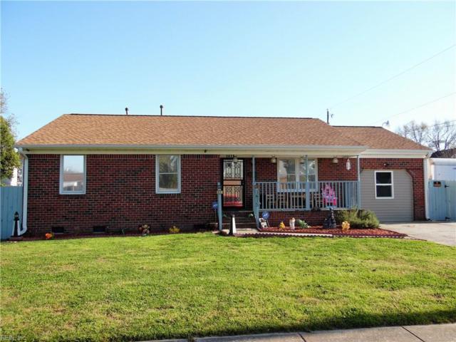 1415 Marshall Ave, Portsmouth, VA 23704 (MLS #10186899) :: Chantel Ray Real Estate