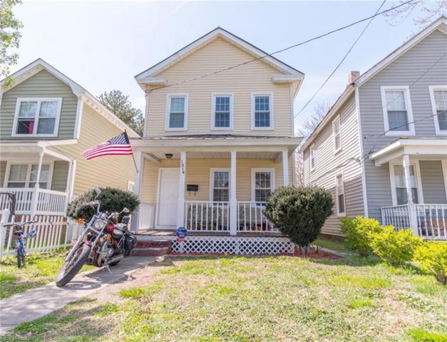 1314 Seaboard Ave, Chesapeake, VA 23324 (#10187136) :: Resh Realty Group