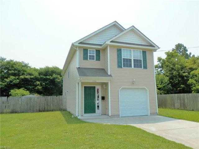 1530 Isaac St, Norfolk, VA 23523 (MLS #10187316) :: Chantel Ray Real Estate