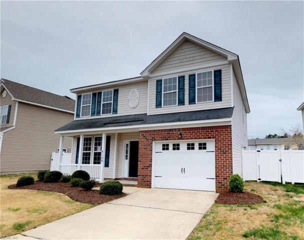 4129 Taughtline Loop #127, Chesapeake, VA 23321 (#10187342) :: Coastal Virginia Real Estate