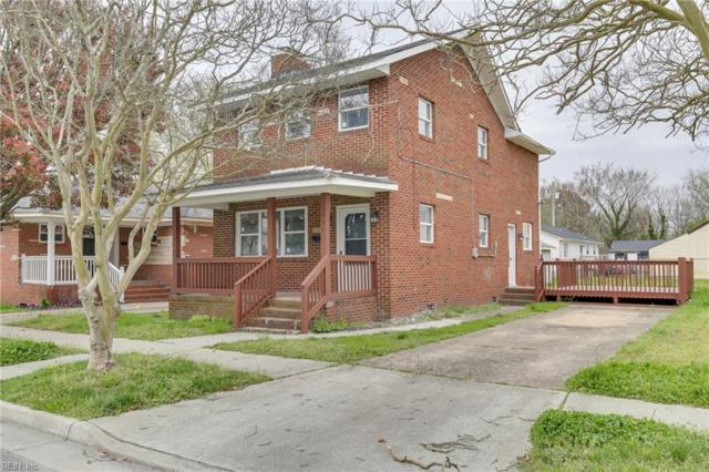 1531 Centre Ave, Portsmouth, VA 23704 (MLS #10187835) :: Chantel Ray Real Estate