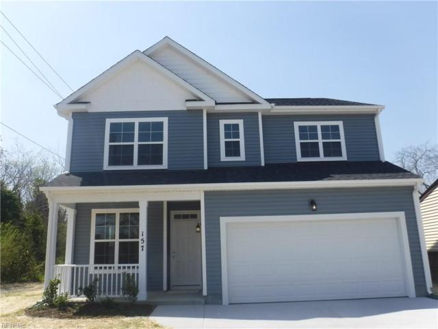 157 Filbert St, Norfolk, VA 23505 (MLS #10188025) :: Chantel Ray Real Estate