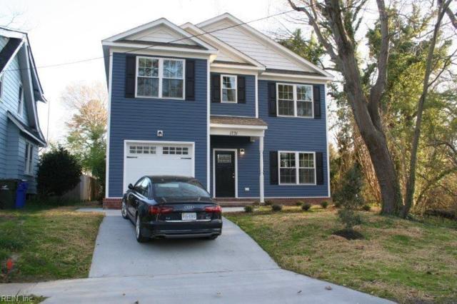 1731 Gowrie Ave, Norfolk, VA 23509 (#10188254) :: The Kris Weaver Real Estate Team
