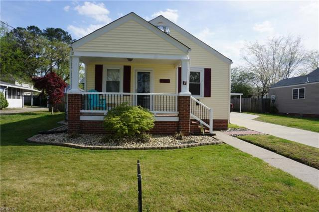 4409 Columbia St, Portsmouth, VA 23707 (MLS #10188472) :: Chantel Ray Real Estate