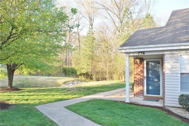 736 Oak Mill Ln, Newport News, VA 23602 (#10188475) :: Resh Realty Group