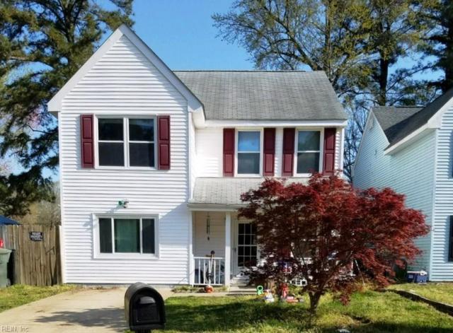 501 Dahlia Ct, Newport News, VA 23608 (MLS #10188620) :: AtCoastal Realty
